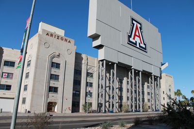 UA Directory   University Of Arizona Part 84